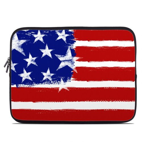 Stars + Stripes Laptop Sleeve