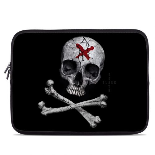 Stigmata Skull Laptop Sleeve
