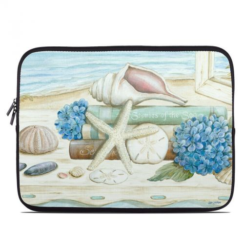 Stories of the Sea Laptop Sleeve