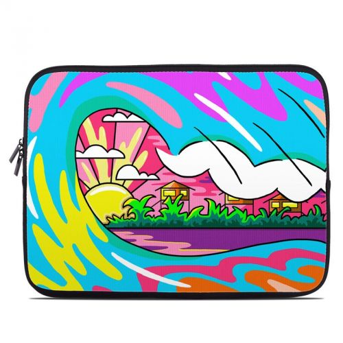 Sunset Break Laptop Sleeve