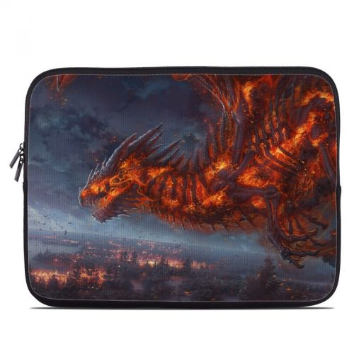 Terror of the Night Laptop Sleeve