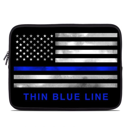 Thin Blue Line Laptop Sleeve