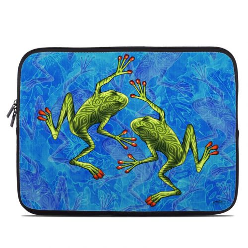 Tiger Frogs Laptop Sleeve