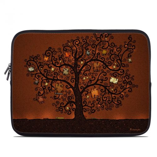 Tree Of Books Laptop Sleeve