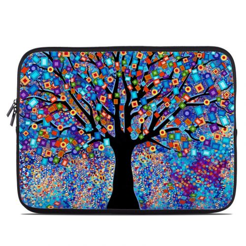 Tree Carnival Laptop Sleeve