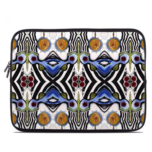 Tribal Sun Laptop Sleeve