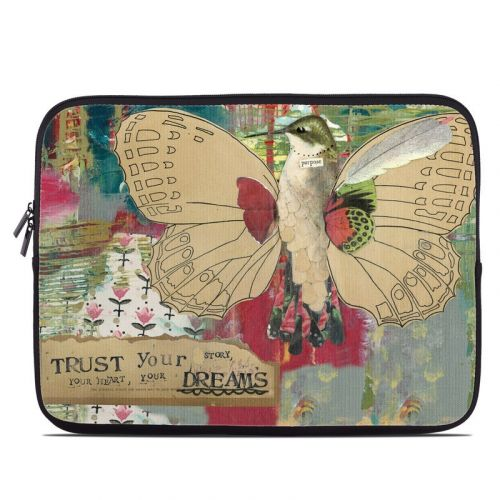 Trust Your Dreams Laptop Sleeve
