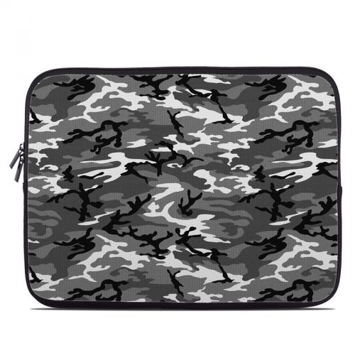 Urban Camo Laptop Sleeve