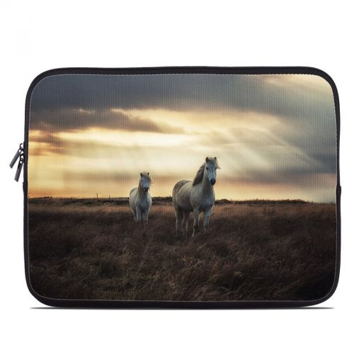 Hornless Unicorns Laptop Sleeve