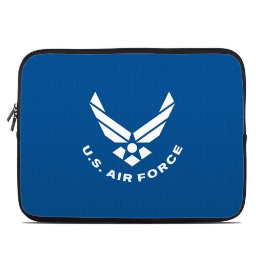 USAF Blue Laptop Sleeve