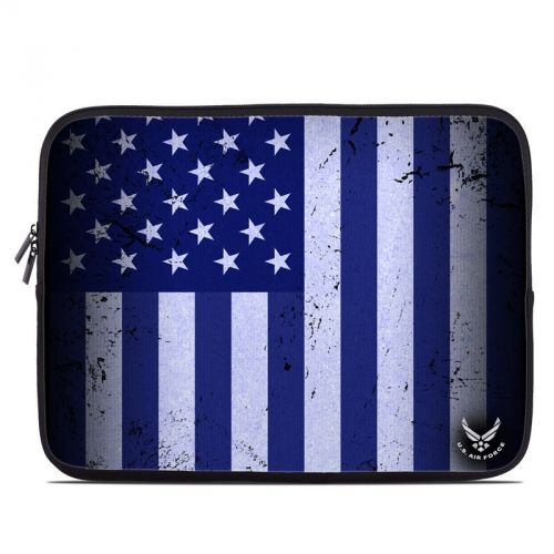 USAF Flag Laptop Sleeve