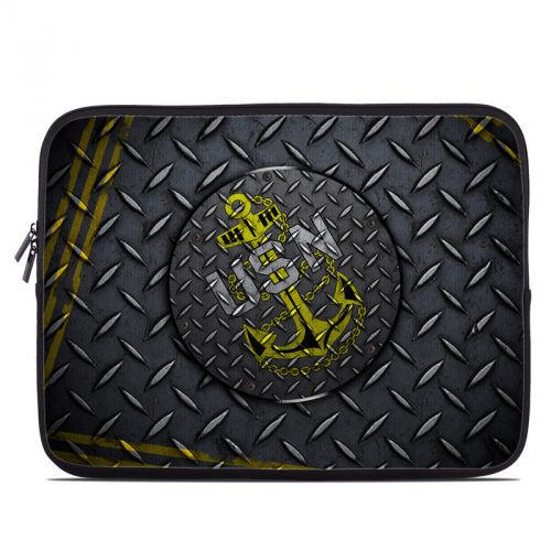 USN Diamond Plate Laptop Sleeve