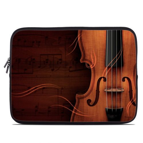 Violin Laptop Sleeve