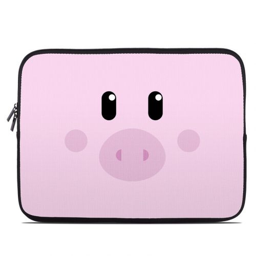 Wiggles the Pig Laptop Sleeve