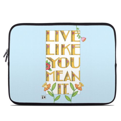 Mean It Laptop Sleeve