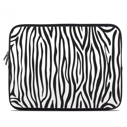 Zebra Stripes Laptop Sleeve
