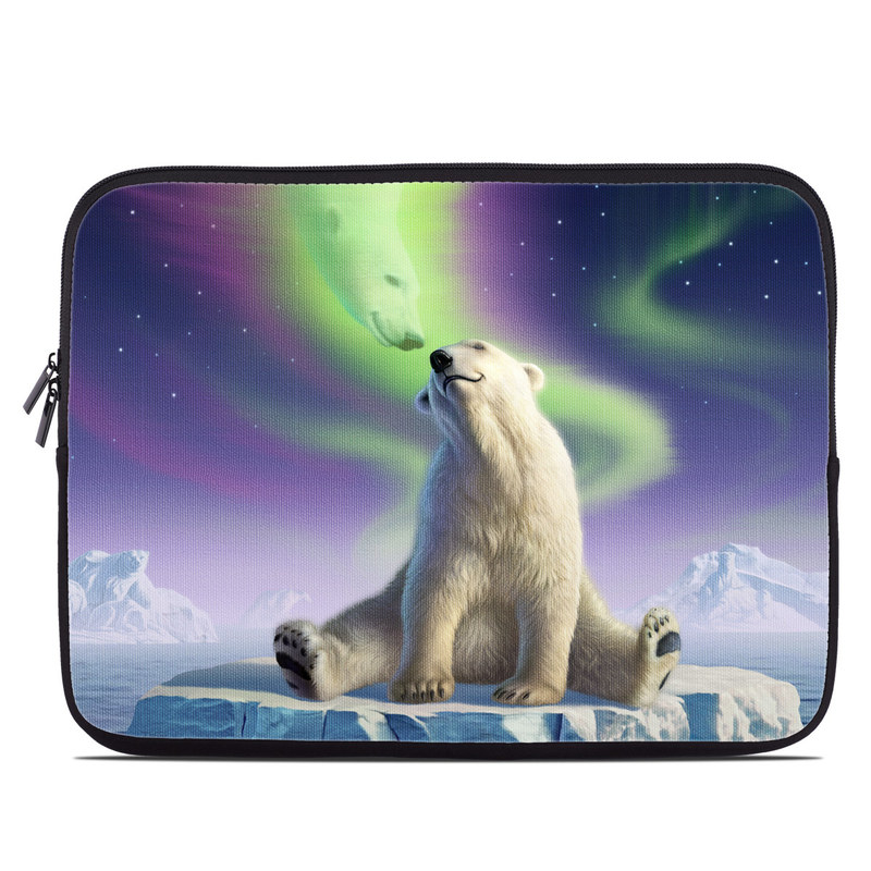 Arctic Kiss Laptop Sleeve
