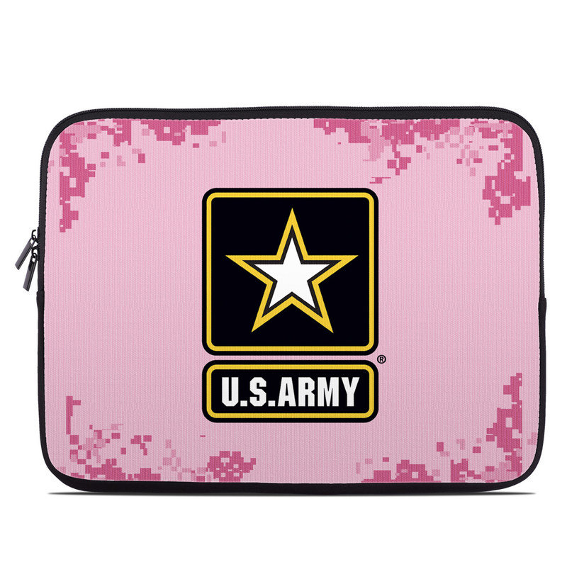 Army Pink Laptop Sleeve