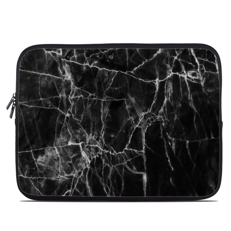 Laptop Sleeve design of Black, White, Nature, Black-and-white, Monochrome photography, Branch, Atmosphere, Atmospheric phenomenon, Tree, Sky with black, white colors