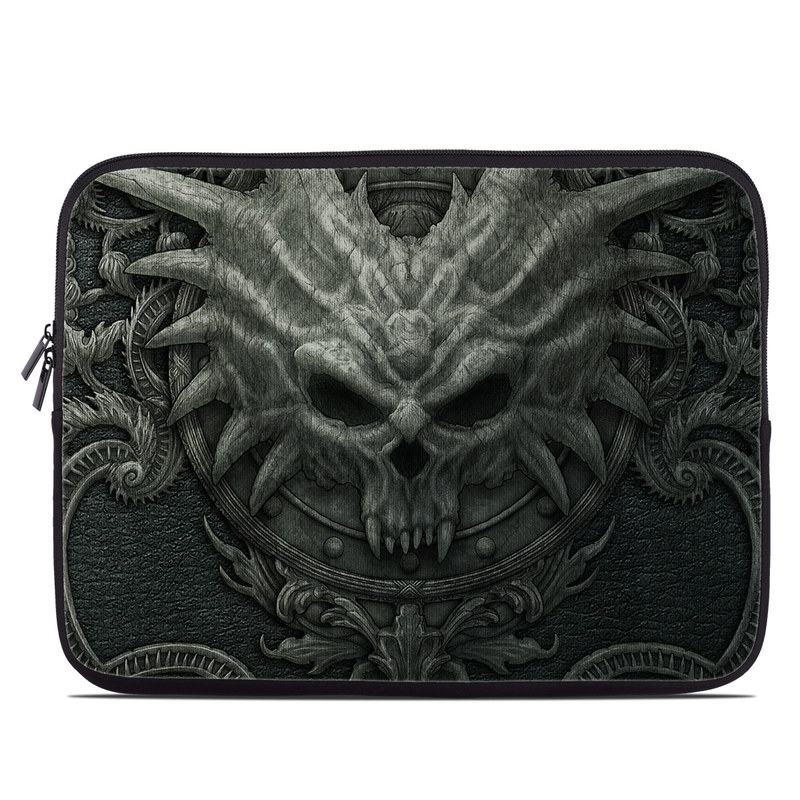 Black Book Laptop Sleeve