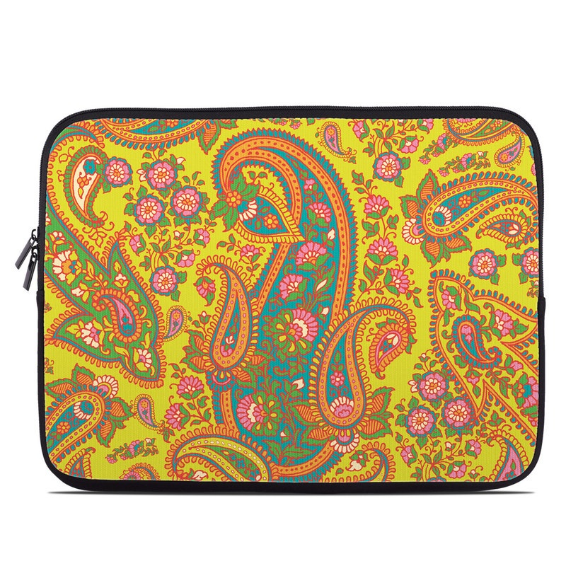 Bombay Chartreuse Laptop Sleeve