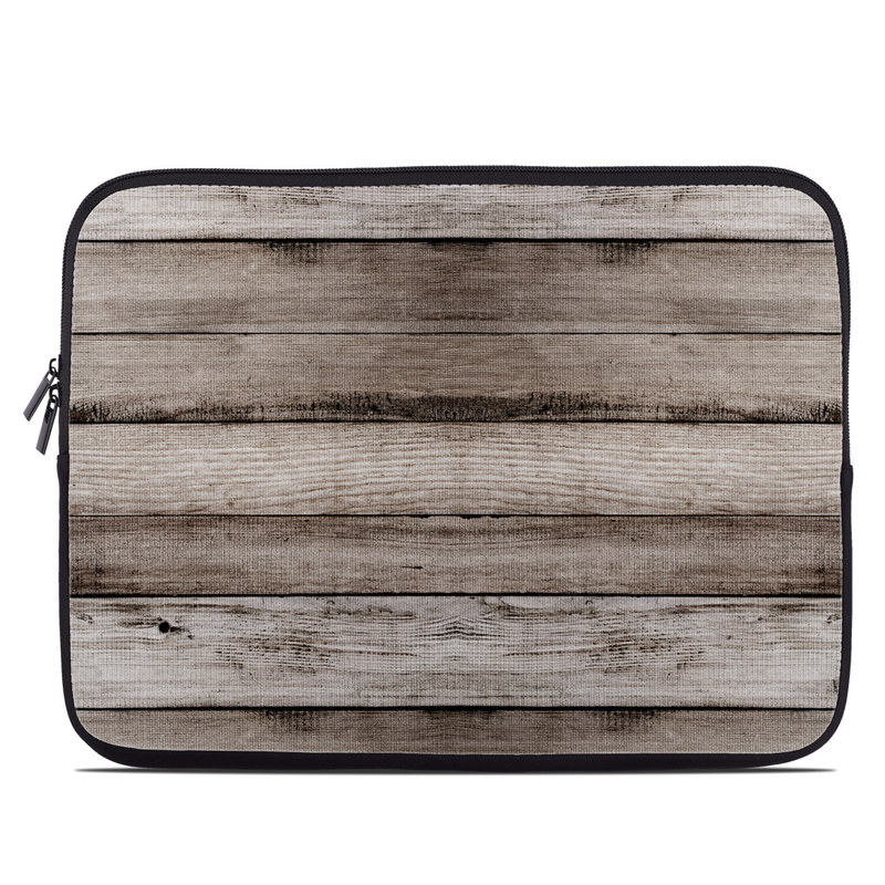 Barn Wood Laptop Sleeve