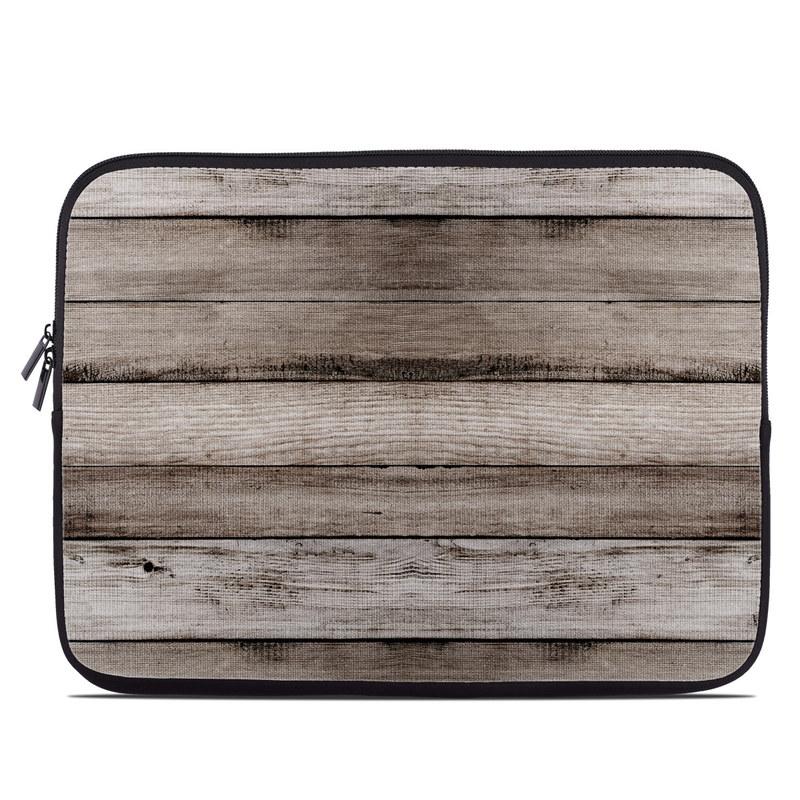 Barn Wood Laptop Sleeve
