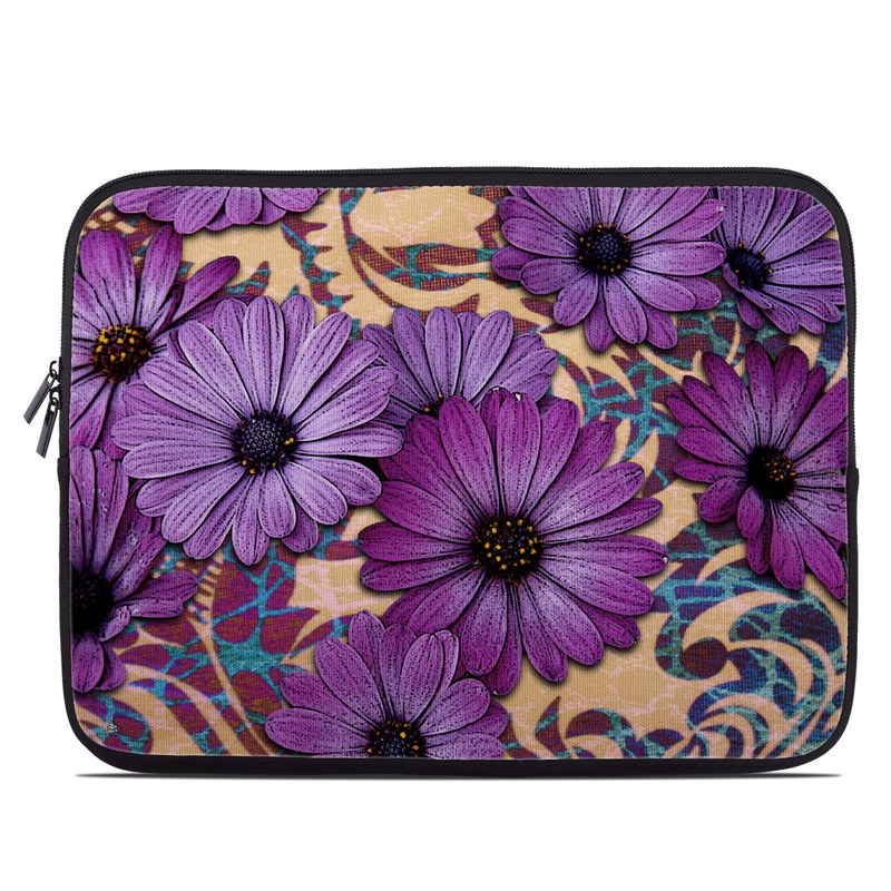Daisy Damask Laptop Sleeve