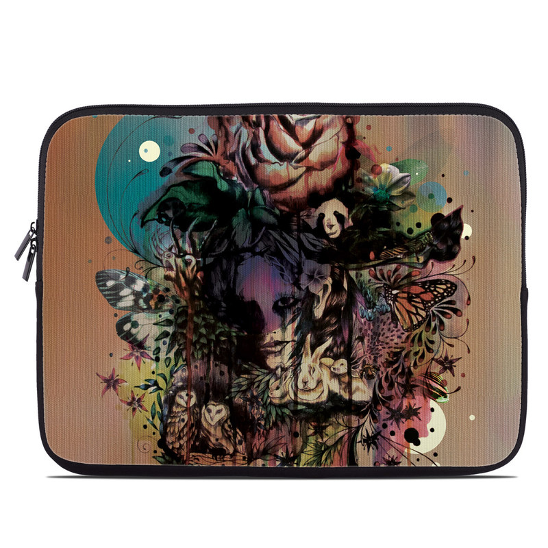 Doom and Bloom Laptop Sleeve