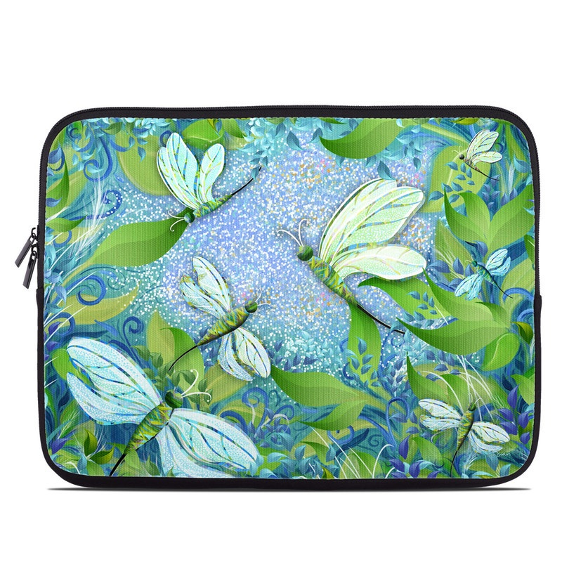 Dragonfly Fantasy Laptop Sleeve