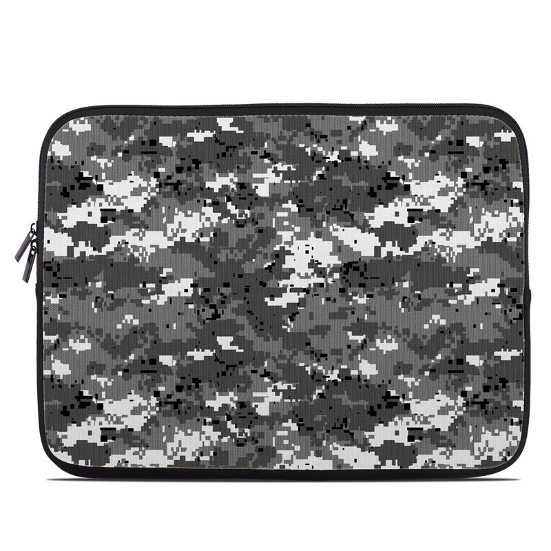 Digital Urban Camo Laptop Sleeve