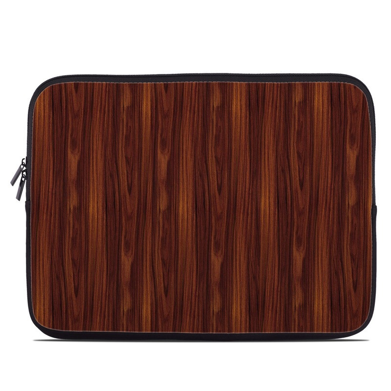 Dark Rosewood Laptop Sleeve