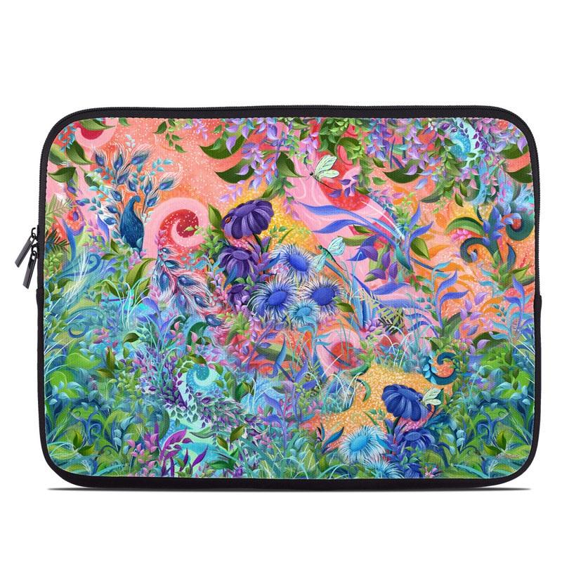 Fantasy Garden Laptop Sleeve