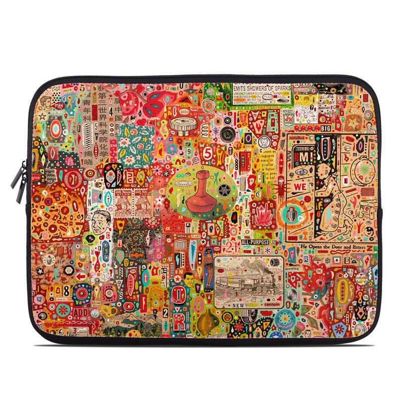 Flotsam And Jetsam Laptop Sleeve