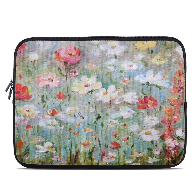 Flower Blooms Laptop Sleeve
