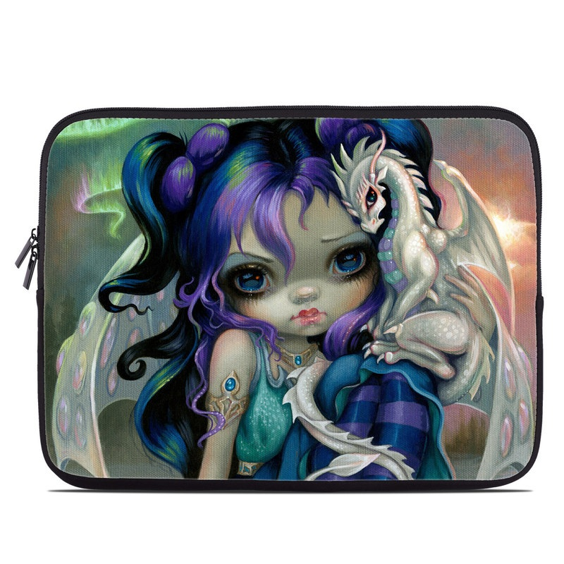 Frost Dragonling Laptop Sleeve