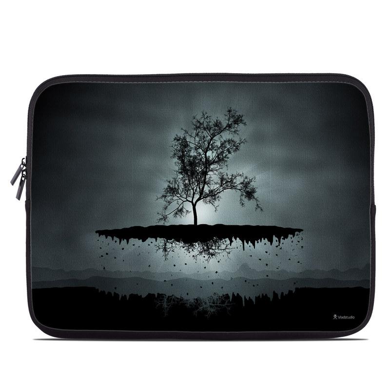 Flying Tree Black Laptop Sleeve