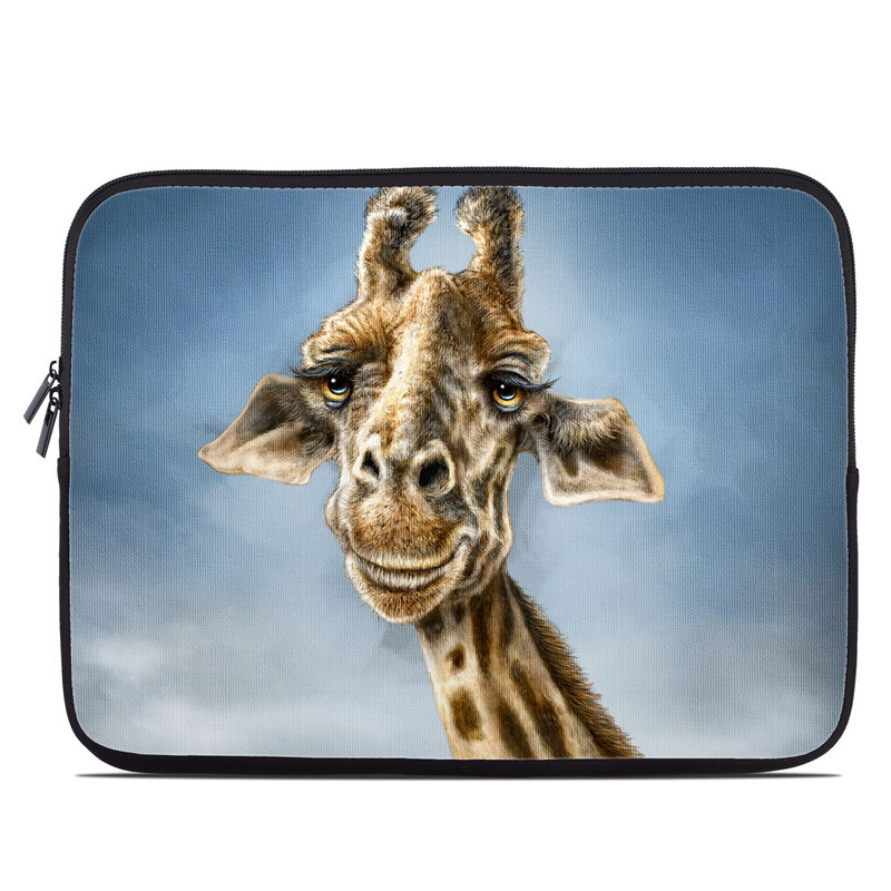 Giraffe Totem Laptop Sleeve