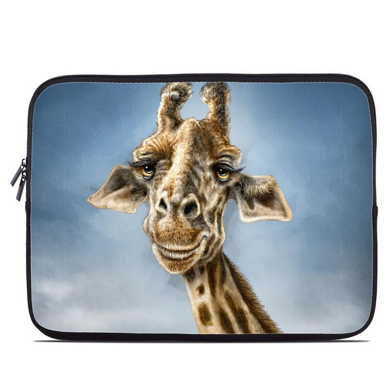 Giraffe Totem Laptop Sleeve