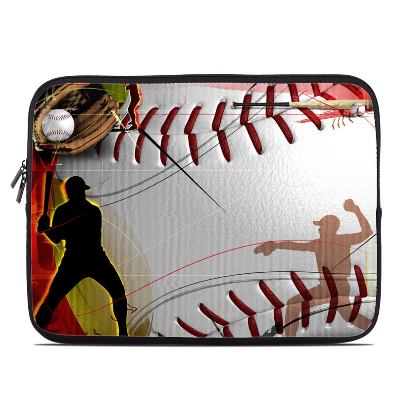 Laptop Sleeve design of Basketball, Streetball, Graphic design, Basketball player, Team sport, Slam dunk, Animation, Basketball moves, Illustration, Ball game with gray, black, red, white, green, pink colors