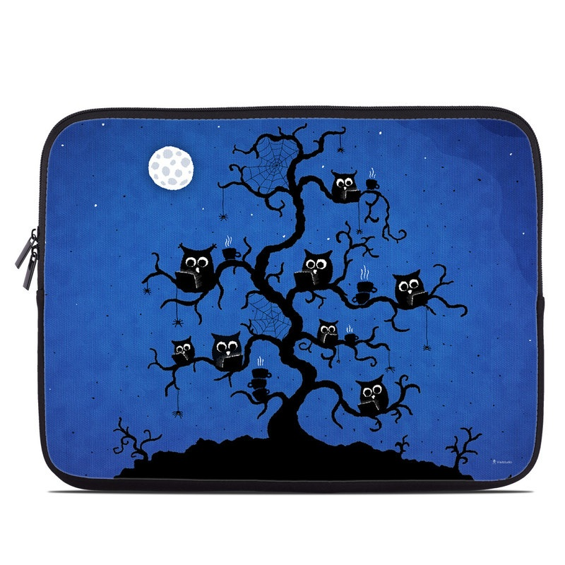 Internet Cafe Laptop Sleeve