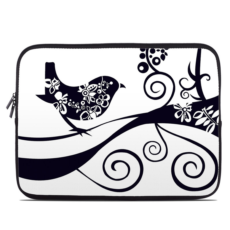 Little Curly Laptop Sleeve