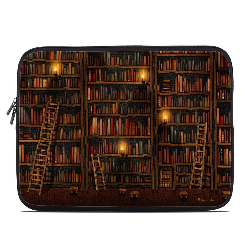 Library Laptop Sleeve