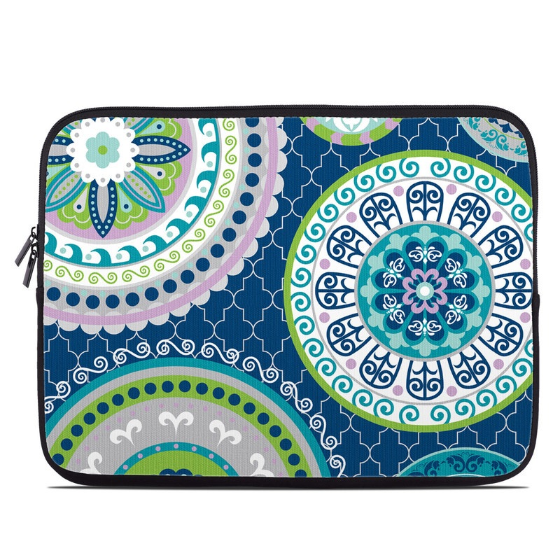 Medallions Laptop Sleeve