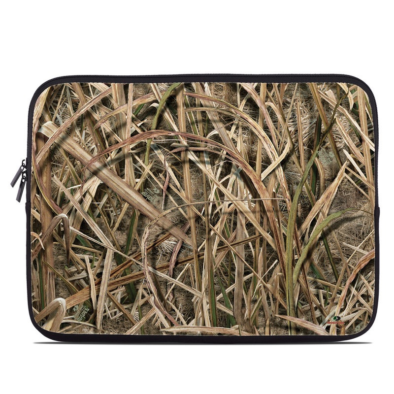 Shadow Grass Blades Laptop Sleeve
