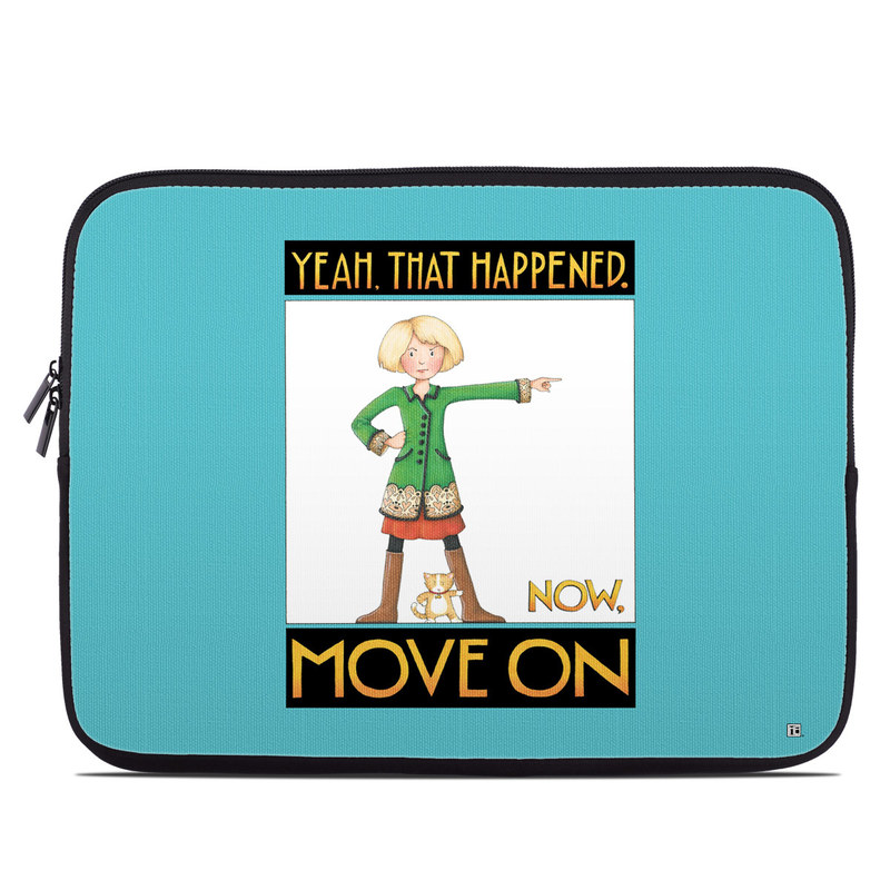 Move On Laptop Sleeve