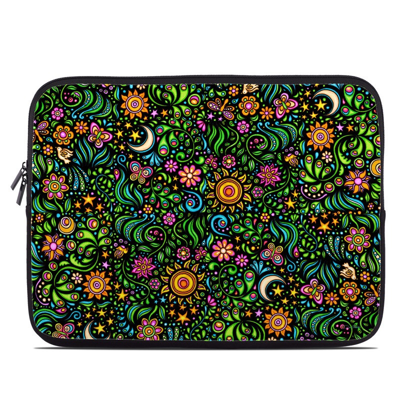 Nature Ditzy Laptop Sleeve