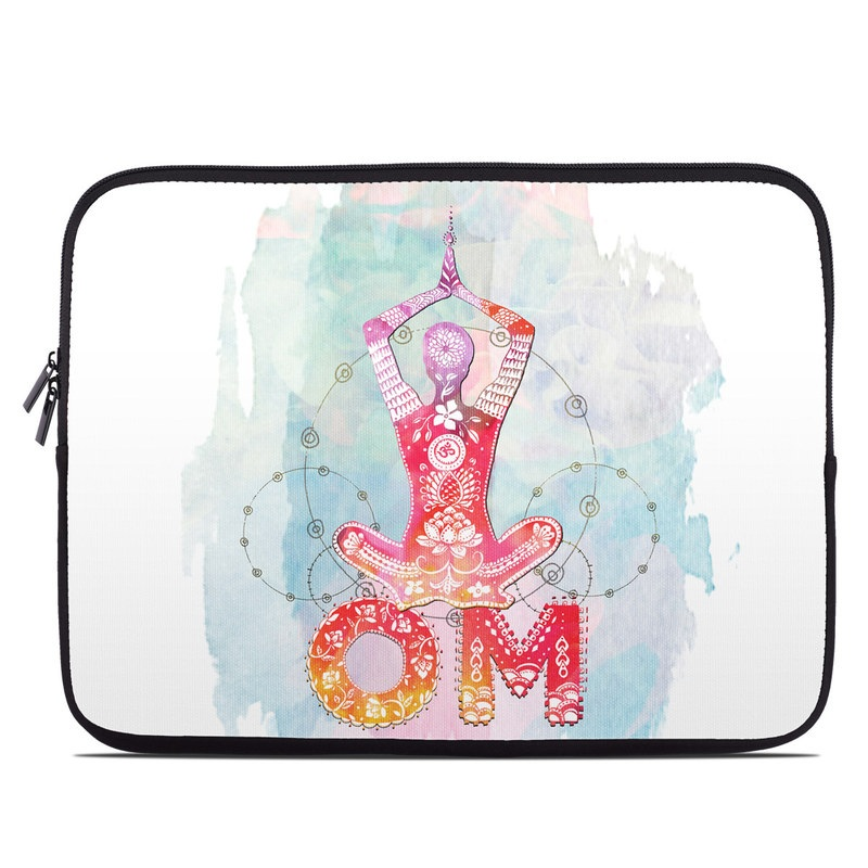 Om Spirit Laptop Sleeve