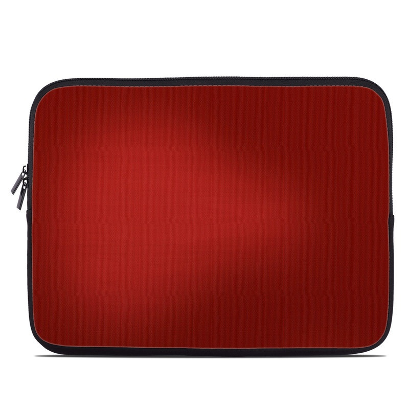Red Burst Laptop Sleeve