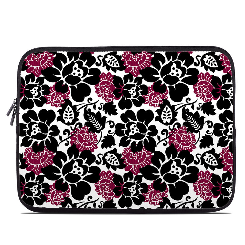 Rose Noir Laptop Sleeve